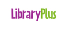 Library plus logo purple ffwgreen rgb
